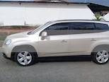 Chevrolet Orlando 2.4L Aut usado (2012) color Bronce precio BoF6.200