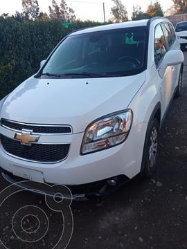 Chevrolet Orlando LS 2.0 Diesel  usado (2013) color Blanco precio $11.500.000