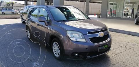 Chevrolet Orlando LS 2.0 Diesel  usado (2013) color Gris Acero precio $9.990.000
