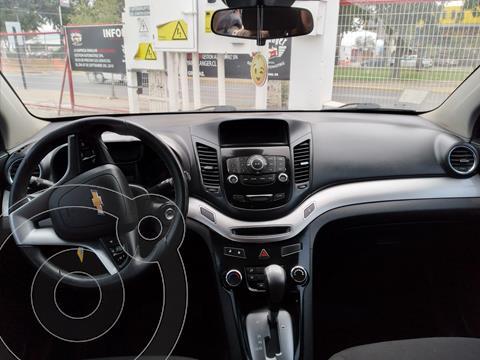 Chevrolet Orlando LT 2.4 Aut   usado (2016) color Celeste precio $11.490.000