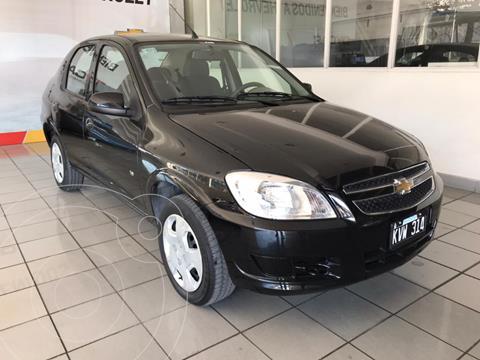 Chevrolet Prisma Joy LS usado (2012) color Negro precio $790.000