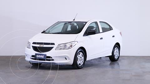 Chevrolet Prisma Joy LS + usado (2018) color Blanco precio $1.290.000