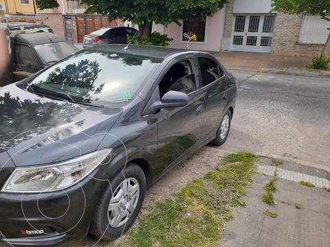 Chevrolet Prisma Joy LS + usado (2018) color Negro precio $850.000