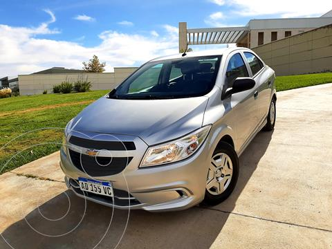 Chevrolet Prisma Joy LS + usado (2018) color Gris precio $1.250.000