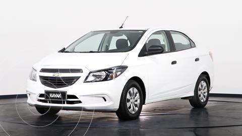 Chevrolet Prisma Joy LS + usado (2019) color Blanco precio $1.450.000