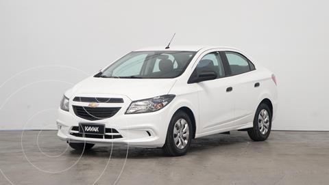 Chevrolet Prisma Joy LS + usado (2019) color Blanco precio $1.440.000