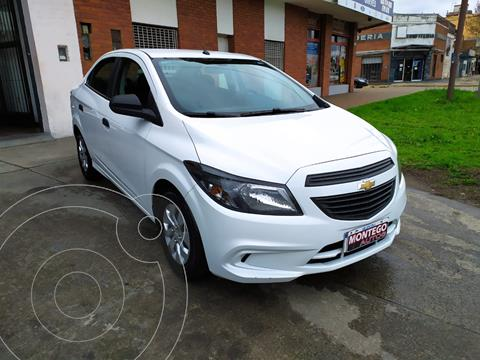 Chevrolet Prisma Joy LS usado (2019) color Blanco precio $1.590.000