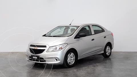 Chevrolet Prisma Joy LS usado (2018) color Plata precio $1.370.000
