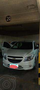 Chevrolet Prisma Joy LS usado (2018) color Blanco precio $1.500.000