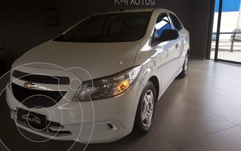 Chevrolet Prisma Joy LS usado (2017) color Blanco precio u$s5.782