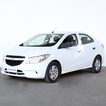 foto Chevrolet Prisma Joy LS + usado (2017) color Blanco precio $856.000