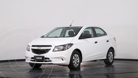 Chevrolet Prisma Joy LS + usado (2019) color Blanco precio $1.370.000