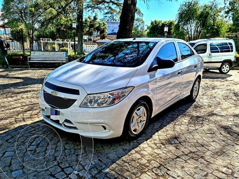 Chevrolet Prisma Joy LS + usado (2018) color Blanco precio $1.248.000