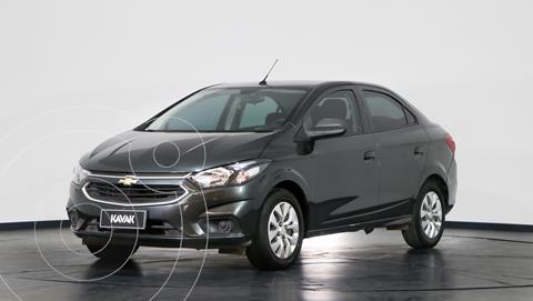 Chevrolet Prisma LT usado (2018) color Gris Oscuro precio $1.450.000