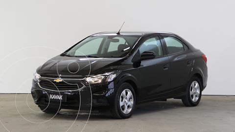 Chevrolet Prisma LT usado (2020) color Negro precio $1.550.000