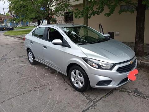 Chevrolet Prisma LT usado (2019) color Gris Plata  precio $1.399.900