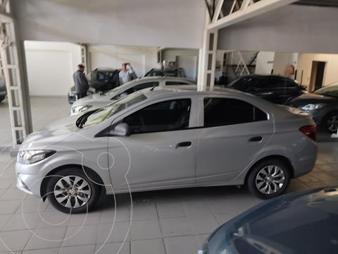 Chevrolet Prisma LT usado (2018) color Plata precio $1.890.000