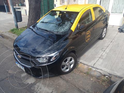 Chevrolet Prisma LT usado (2018) color Negro precio $1.900.000