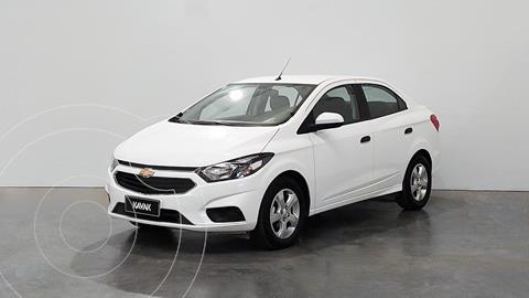 Chevrolet Prisma LT usado (2020) color Blanco Summit precio $1.520.000