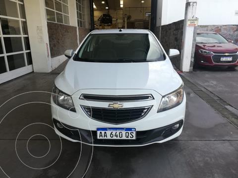 Chevrolet Prisma LTZ usado (2016) color Blanco precio $1.020.000