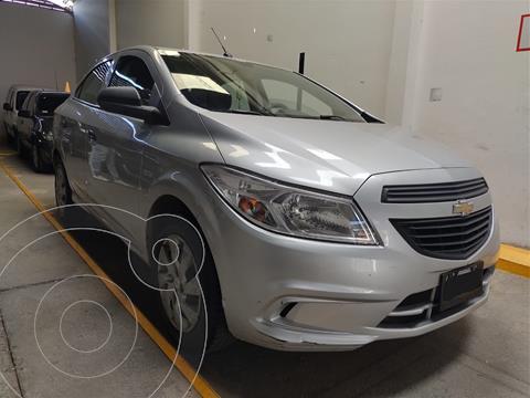 Chevrolet Prisma LT usado (2015) color Plata precio $900.000