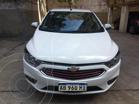 Chevrolet Prisma LTZ usado (2017) color Blanco precio $1.250.000