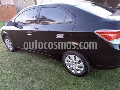 Chevrolet Prisma LT usado (2016) color Negro precio $790.000