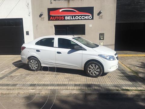Chevrolet Prisma LT usado (2016) color Blanco Summit precio $920.000
