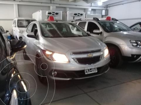 Chevrolet Prisma LTZ usado (2015) color Gris Plata  precio $1.020.000