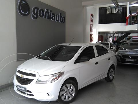 Chevrolet Prisma LT usado (2013) color Blanco precio $750.000