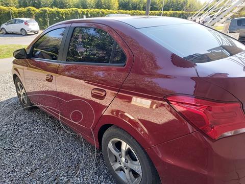 Chevrolet Prisma LTZ usado (2017) color Rojo precio $1.350.000