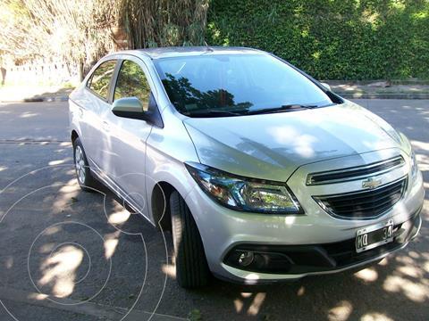 Chevrolet Prisma LTZ usado (2013) color Gris precio $790.000