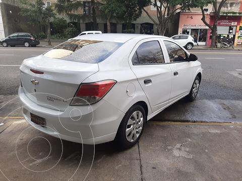 Chevrolet Prisma 1.4 8v LT MT (98cv) usado (2015) color Blanco precio $1.060.000