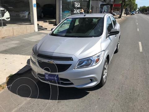 foto Chevrolet Prisma LT usado (2016) color Gris Claro precio $865.000