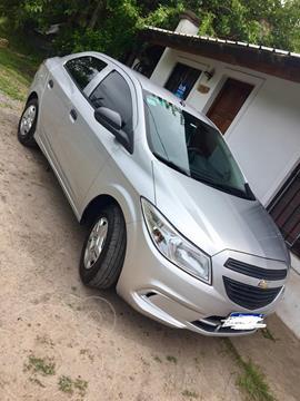 Chevrolet Prisma LTZ usado (2017) color Plata precio $2.400.000
