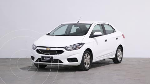 Chevrolet Prisma LT usado (2020) color Blanco Summit precio $1.510.000