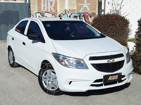 Chevrolet Prisma LS Joy + usado (2018) color Blanco precio $800.000