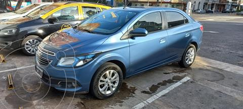 Chevrolet Prisma LTZ usado (2014) color Azul precio $1.000.000