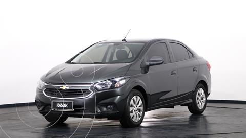 Chevrolet Prisma LT usado (2018) color Gris Oscuro precio $1.490.000