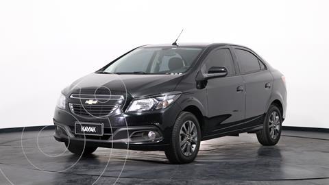 Chevrolet Prisma LTZ usado (2016) color Negro precio $1.350.000