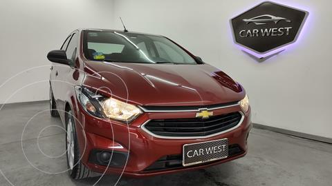 Chevrolet Prisma LT usado (2017) color Rojo precio $1.458.000