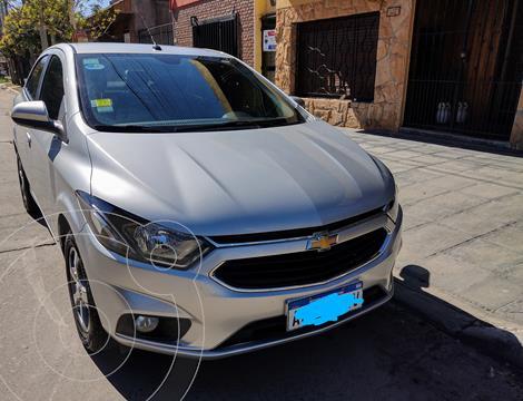 Chevrolet Prisma LTZ usado (2018) color Gris precio $1.700.000