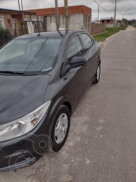 Chevrolet Prisma LS usado (2017) color Gris Oscuro precio $1.200.000