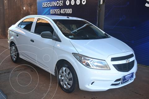 Chevrolet Prisma 1.4 8v LT MT (98cv) usado (2013) color Blanco precio $1.040.000
