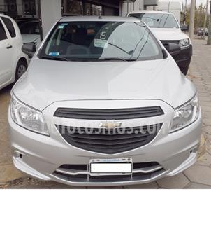 Chevrolet Prisma LT usado (2015) color Gris Claro precio $950.000
