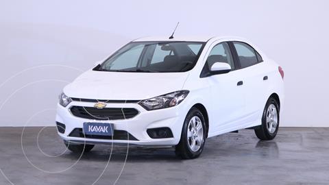 Chevrolet Prisma LT usado (2020) color Blanco precio $1.660.000