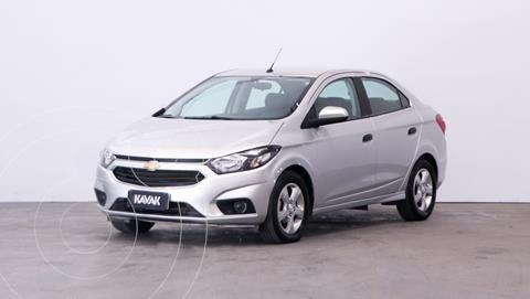 Chevrolet Prisma LT usado (2020) color Gris Plata  precio $1.520.000