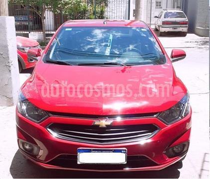 Chevrolet Prisma LTZ usado (2017) precio $1.200.000