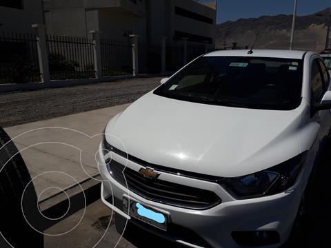 foto Chevrolet Prisma 1.4L LTZ Aut usado (2017) color Blanco precio $7.850.000