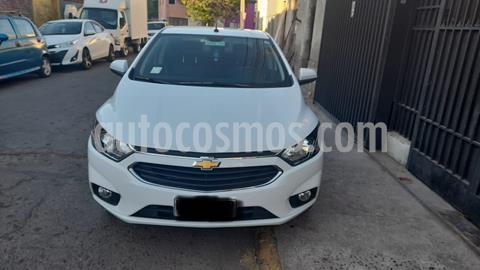 Chevrolet Prisma 1.4L LTZ Aut usado (2019) color Blanco precio $9.000.000